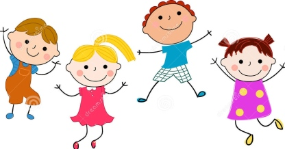 del fun group-kids-having-fun-cartoon-35468862