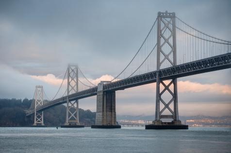 del bay bridge