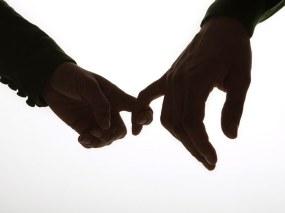 del secret hand hold