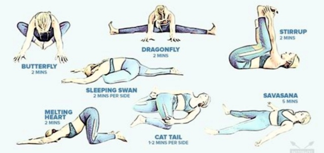 Yoga Poses for Reducing Anxiety