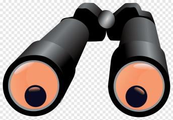 del cat eye binoculars